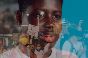 """""""All we want is a sense of unity"""": young people call for equality in Black Lives Matter music video"""