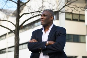 An East End for everyone: meet UEL's Geoff Thompson