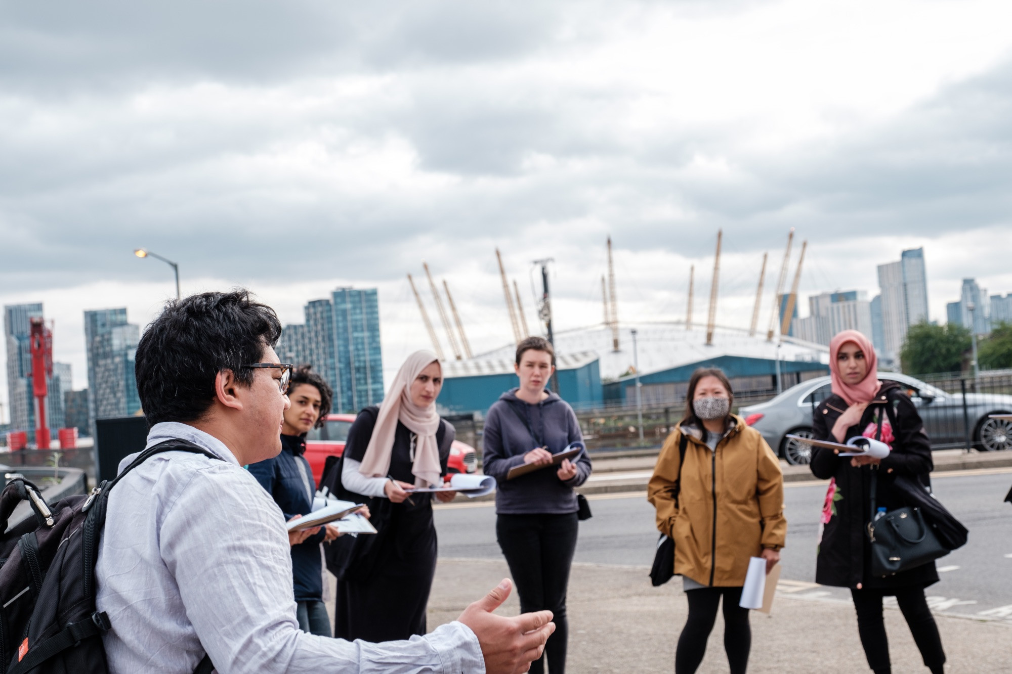 Royal Docks Public Spaces Community Working Group on Silvertown Way flyover