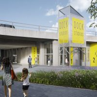 Creative workspaces to transform Silvertown Flyover