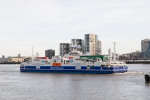 The Woolwich Ferry
