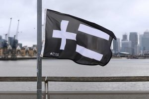 Flying the flag for the Royal Docks' seafaring history