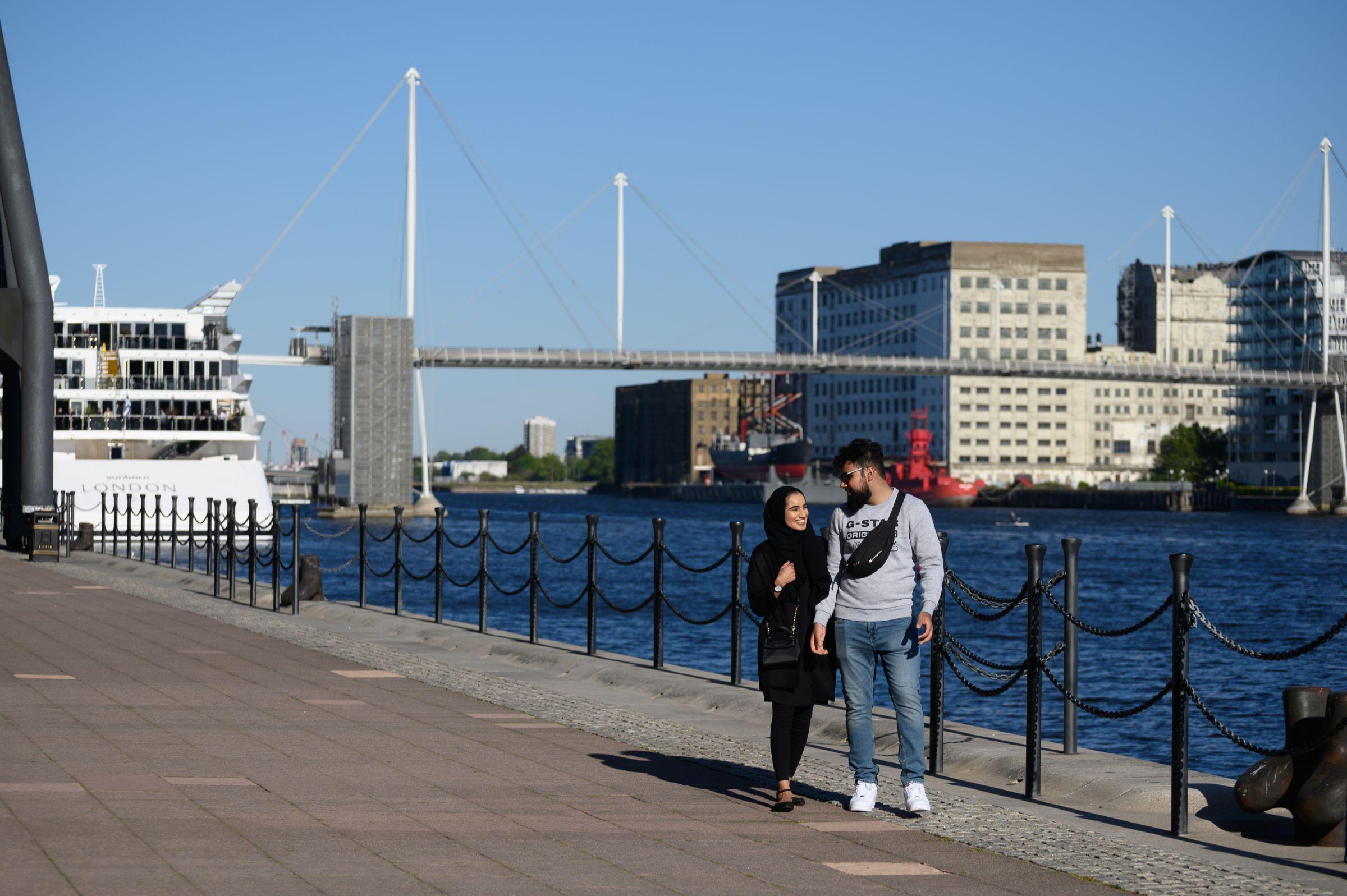 Four Walks To Discover The Royal Docks Royal Docks