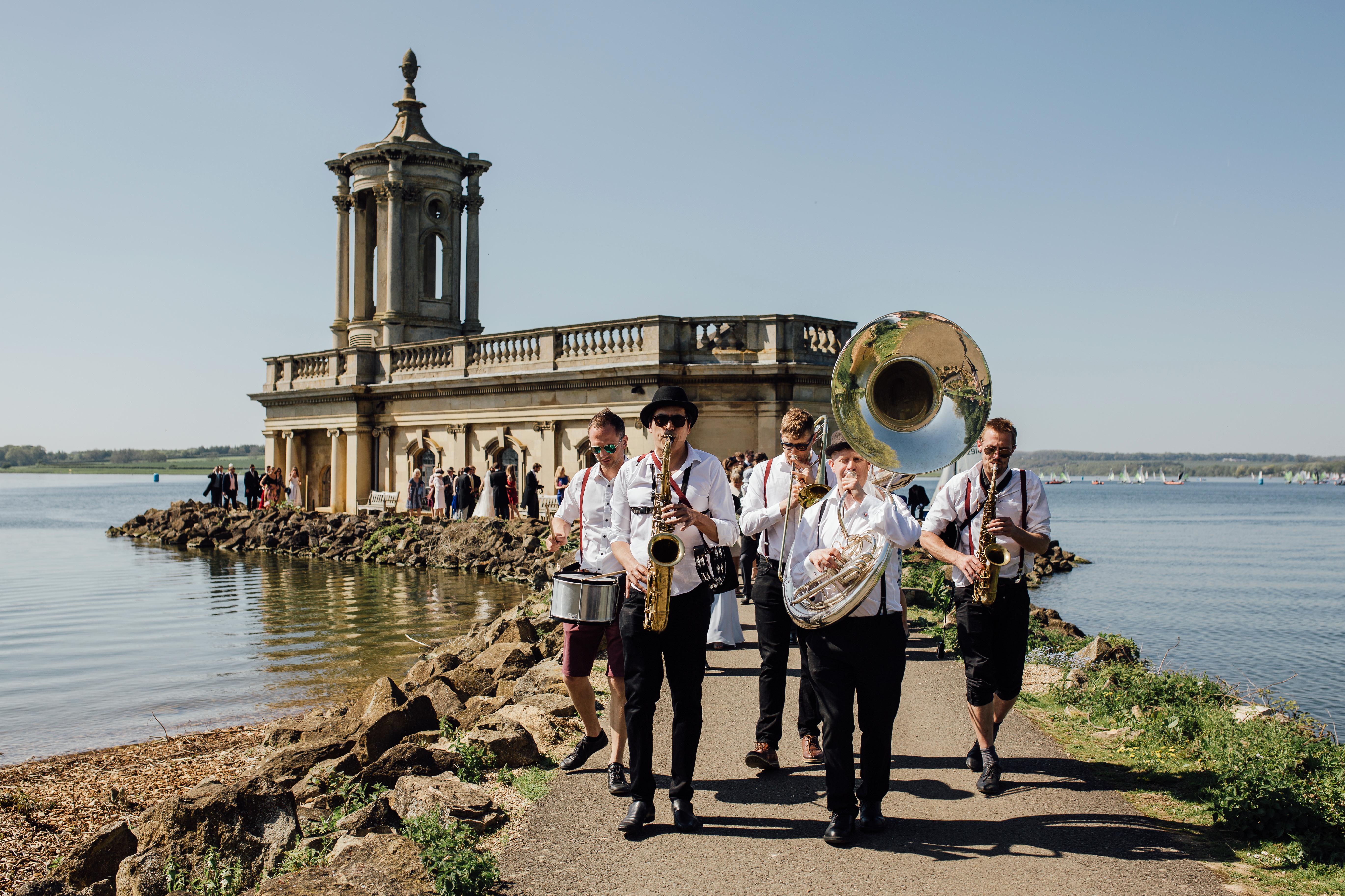 Photo of Das Brass band