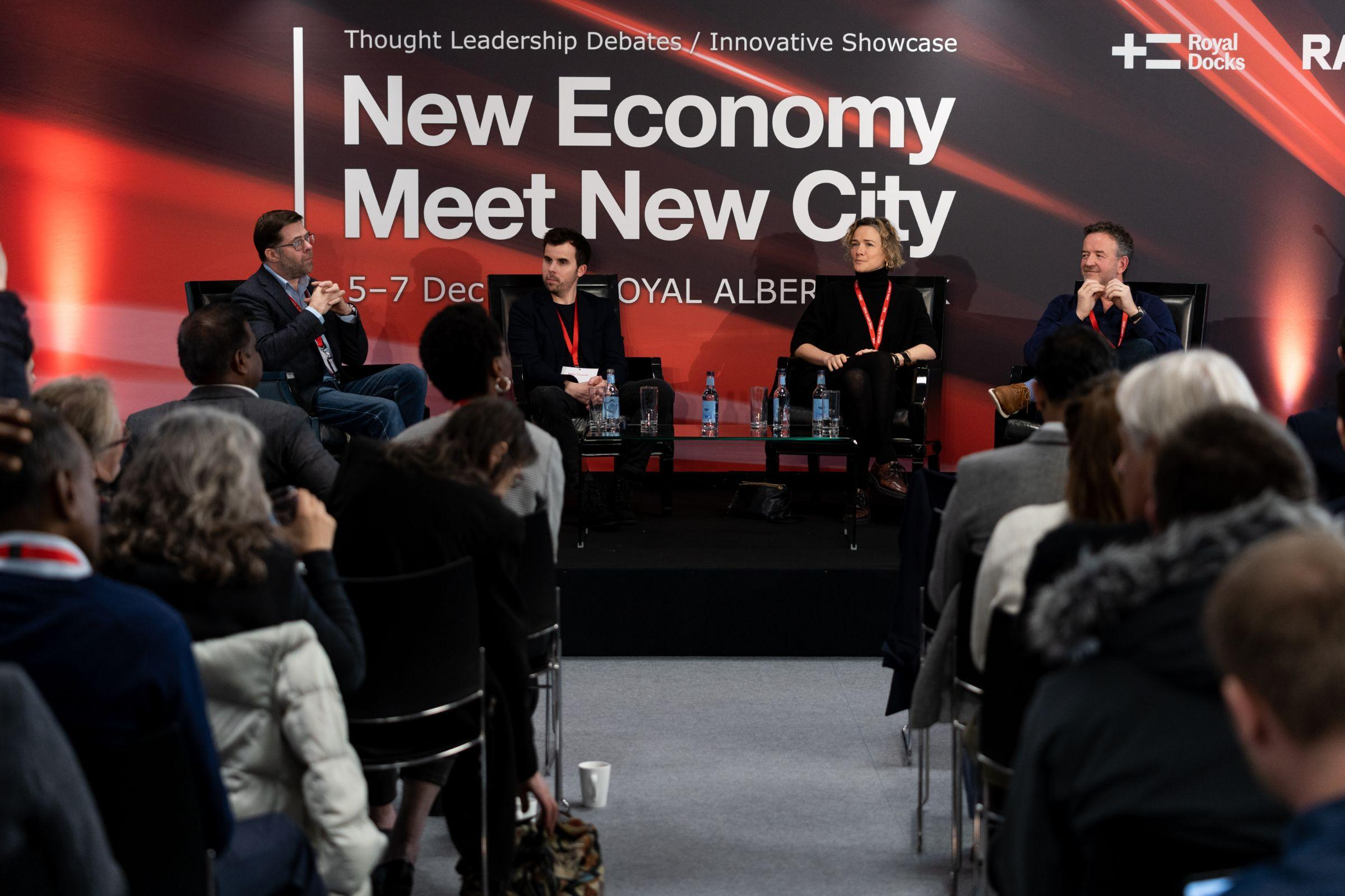 ABP event day New Economy Meet New City