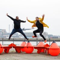 London Festival of Architecture and the Royal Docks Team announce second edition of 'Pews and Perches' bench competition