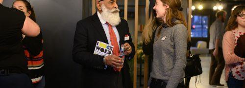 Mayor Rokhsana Fiaz opens Newham Word Festival