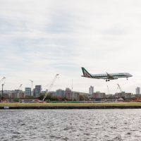 New brand for London City Airport