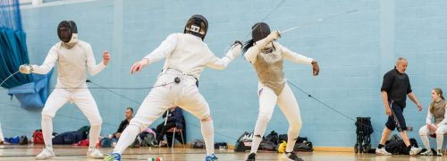 Newham Swords is training the next generation for fencing stardom — and heart