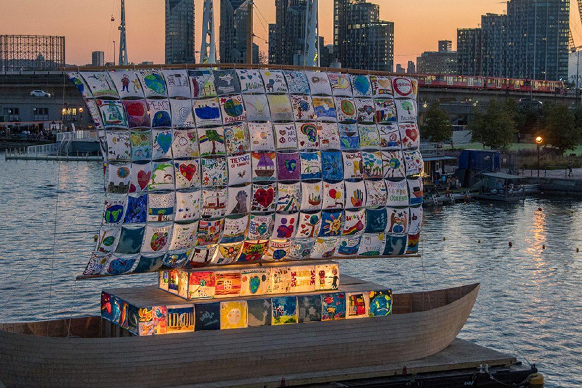 Ship of Tolerance - Join the Docks