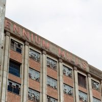 Restoring an East London icon: Millennium Mills in photos