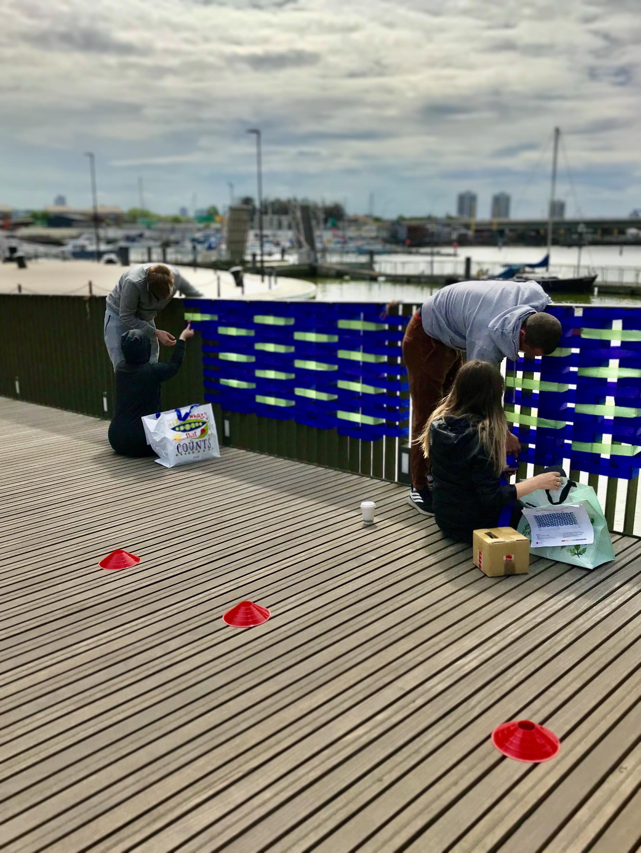 Community participation on rainbow bridge