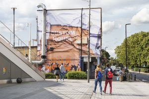 Making Space: a large-scale public art series rooted in Royal Docks communities
