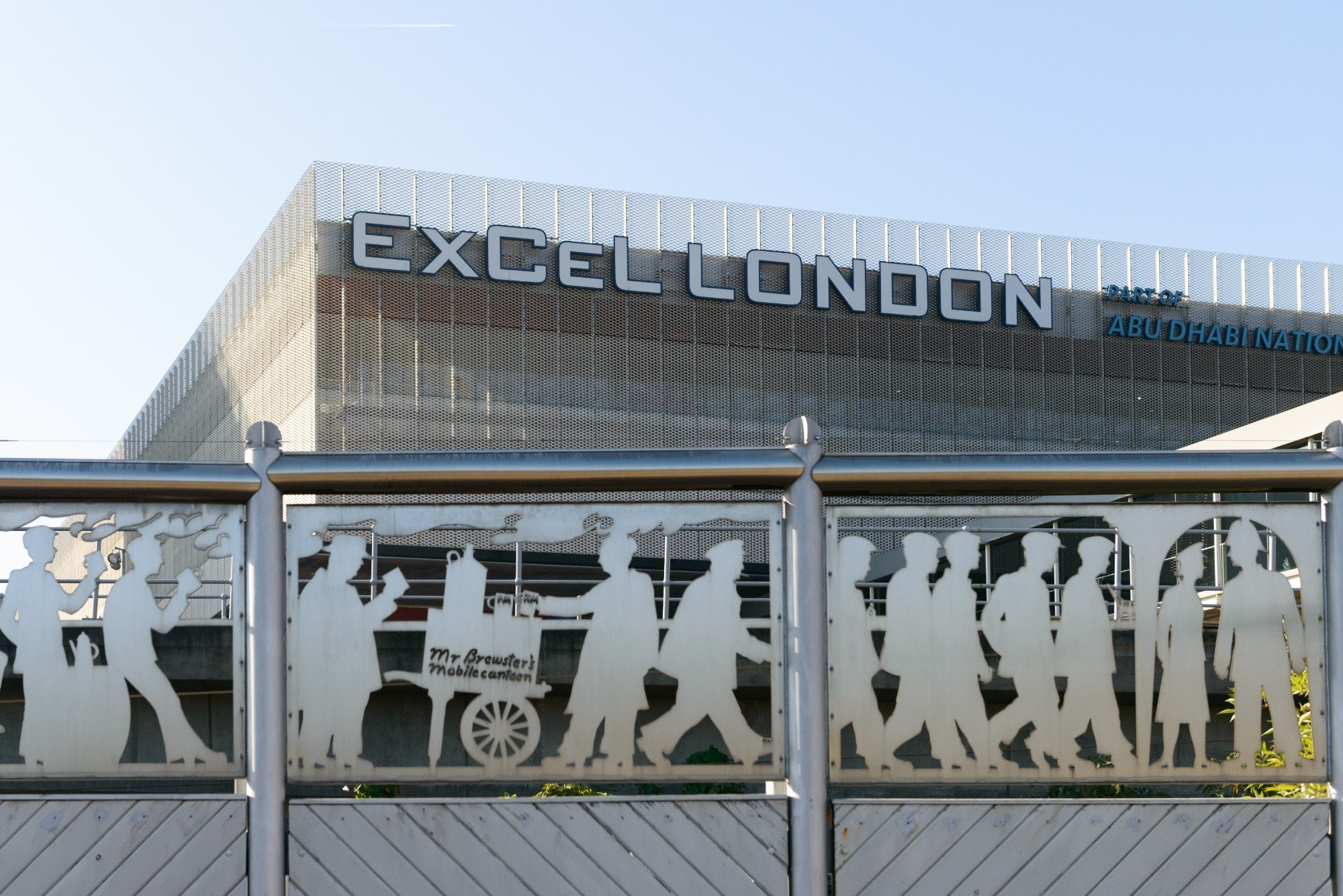 The ExCel Centre