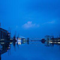 Showcase: how Kiron Ponnath catches the docks' best light