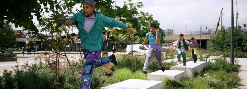 Watch: New dance film from Luca Silvestrini's Protein