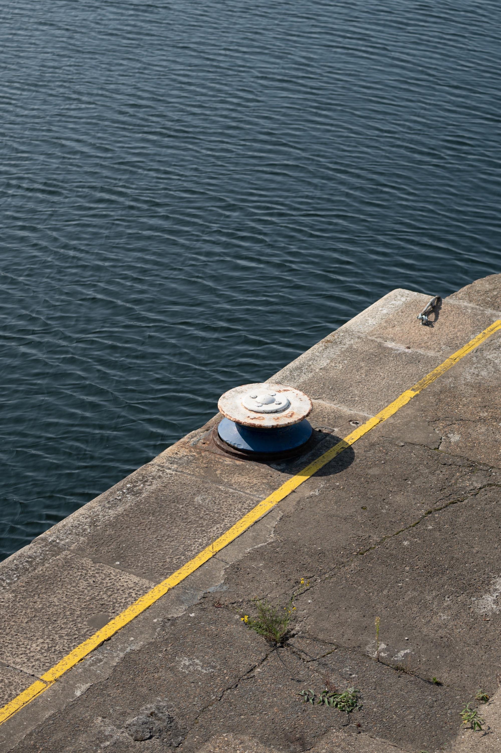 Royal Docks waterside