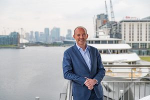 Can conferences change the world? ExCeL London's CEO Jeremy Rees thinks so