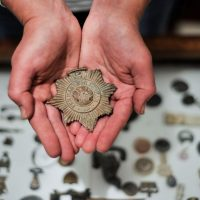 Treasures found in the Thames