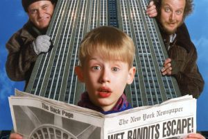 Poster for the film Home Alone 2: Lost in New York