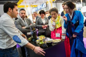 International Food & Drink Event