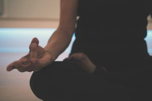 Online Meditation and Stretching