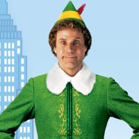 Poster from the film Elf