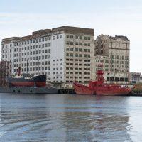 Untethered: Royal Docks x Boy Blue – Millennium Mills