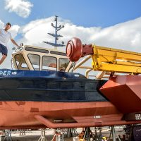 Mudskipper ship